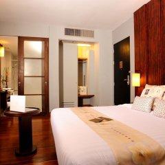 Отель Haven Resort HuaHin 4* Улучшенный номер с различными типами кроватей фото 5