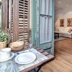 Апартаменты Habitat Apartments Bruc Барселона балкон