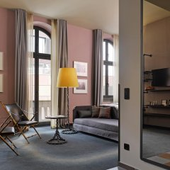 Отель 25hours Hotel Altes Hafenamt Германия, Гамбург - отзывы, цены и фото номеров - забронировать отель 25hours Hotel Altes Hafenamt онлайн комната для гостей фото 5