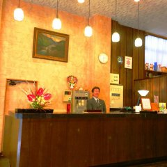 Umikaoru Yado Hotel New Matsumi Беппу интерьер отеля