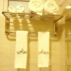 Tea Hotel Hanoi Номер Делюкс с различными типами кроватей фото 5