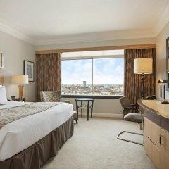 Отель London Hilton on Park Lane 5* Номер Делюкс с различными типами кроватей фото 7