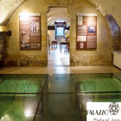 Отель Michelangelo B&B Лечче сауна