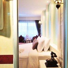 Jomtien Garden Hotel & Resort 4* Номер Делюкс с различными типами кроватей фото 50