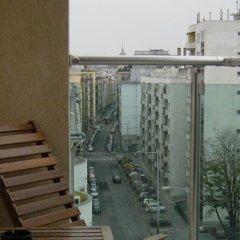 Отель Kleopátra Будапешт балкон