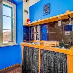 Апартаменты Captain's Apartments Улучшенная студия с различными типами кроватей фото 3