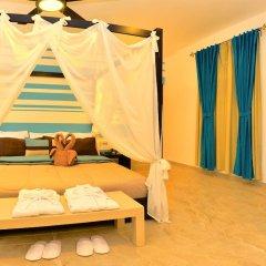 Отель Posada Mariposa Boutique 4* Номер Делюкс фото 19