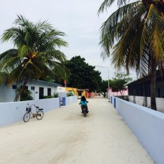Отель Askani Thulusdhoo Остров Гасфинолу фото 2