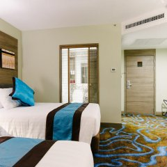Отель Citrus Sukhumvit 11 Bangkok by Compass Hospitality 3* Стандартный номер с различными типами кроватей фото 15
