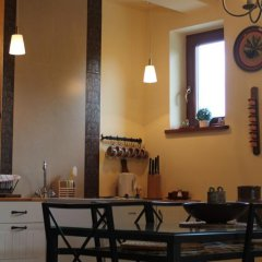 Отель Apartamenty w Dolinie Słońca Косцелиско гостиничный бар