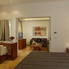 Отель Theoxenia Residence 5* Люкс Премиум с различными типами кроватей фото 2
