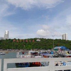 Отель Nong Guest House Таиланд, Паттайя - отзывы, цены и фото номеров - забронировать отель Nong Guest House онлайн пляж