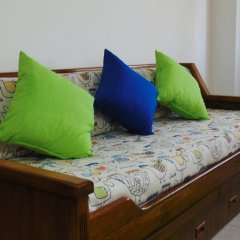 Апартаменты Low Cost Apartment комната для гостей фото 3