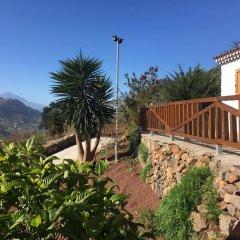 Отель Finca el Roque балкон