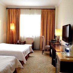Pazhou Hotel 3* Номер Бизнес с различными типами кроватей