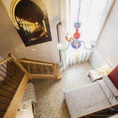 Отель Foresteria Levi 2* Стандартный номер с различными типами кроватей фото 5