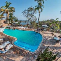 Отель Lake Kariba Inns бассейн фото 3