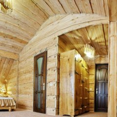 Art Hotel Vykrutasy 3* Люкс с различными типами кроватей фото 17