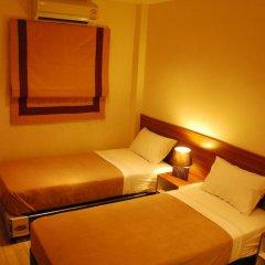 Отель White House Asoke Sukhumvit 18 2* Номер Делюкс разные типы кроватей фото 7