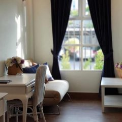 Отель Sabai Resort Pattaya 3* Улучшенный номер с различными типами кроватей фото 9