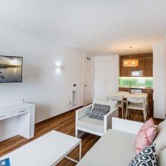 Отель Aparthotel Ponent Mar Апартаменты комфорт с двуспальной кроватью фото 3