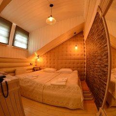 Гостиница Эко-парк Времена года Стандартный номер двуспальная кровать фото 5