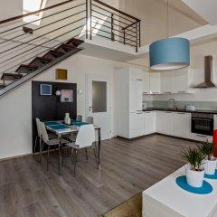 Апартаменты Comfortable Prague Apartments Улучшенные апартаменты с 2 отдельными кроватями фото 4