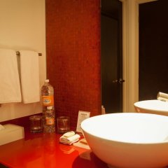 Отель Fiesta Inn Periferico Sur Мехико ванная фото 2