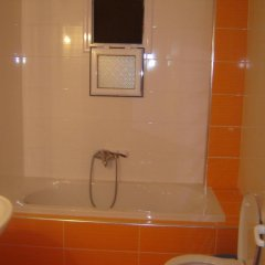 Апартаменты Relax Apartments Ksamil ванная
