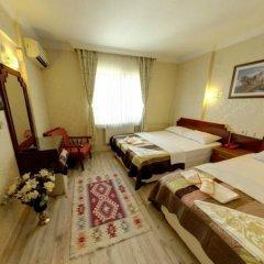 Hotel Akyildiz 3* Стандартный семейный номер с двуспальной кроватью фото 9