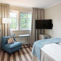 Отель Scandic Sørlandet 3* Стандартный номер с различными типами кроватей фото 2