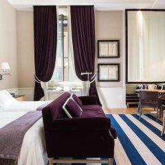 Отель Palazzo Vecchietti - Residenza D'Epoca 5* Номер Делюкс с различными типами кроватей фото 4