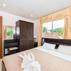 Отель Pure & Pam Village 3* Люкс с различными типами кроватей фото 7