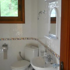Отель Guest House Shareniya Most Чепеларе ванная