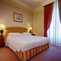 Hotel Excelsior Palace Palermo 4* Стандартный номер с двуспальной кроватью фото 3