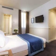 Elysees Union Hotel 3* Стандартный номер с разными типами кроватей фото 8