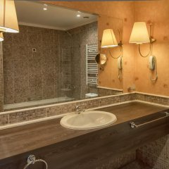 Отель Menada Apartments in Royal Beach Resort Болгария, Солнечный берег - отзывы, цены и фото номеров - забронировать отель Menada Apartments in Royal Beach Resort онлайн ванная