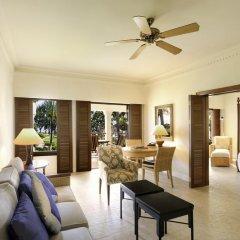 Отель Hilton Mauritius Resort & Spa 5* Люкс с различными типами кроватей фото 2