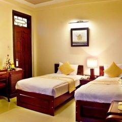 Victory Hotel Hue 3* Номер Делюкс с различными типами кроватей фото 5