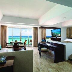 Отель Grand Fiesta Americana Coral Beach Cancun 5* Люкс Master с различными типами кроватей