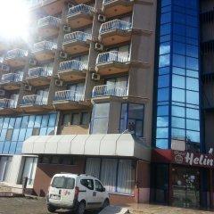 Erdek Helin Hotel парковка