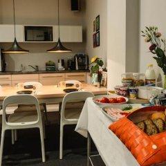 Отель Sleep in Hostel & Apartments Польша, Познань - отзывы, цены и фото номеров - забронировать отель Sleep in Hostel & Apartments онлайн питание фото 2