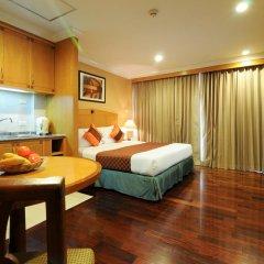 Отель Admiral Suites Sukhumvit 22 By Compass Hospitality 4* Студия Делюкс фото 4
