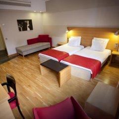 Original Sokos Hotel Helsinki 3* Стандартный номер с разными типами кроватей фото 2