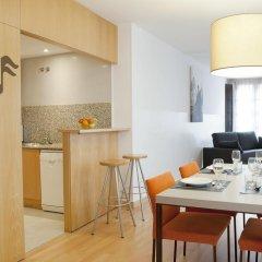 Апартаменты Aspasios Plaza Real Apartments Студия Эконом с различными типами кроватей фото 6