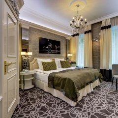 Бутик-Отель Золотой Треугольник 4* Стандартный номер с двуспальной кроватью фото 21