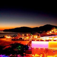 Отель Belcekiz Beach Club - All Inclusive пляж