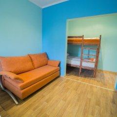 Crazy Dog Hostel Стандартный номер с различными типами кроватей фото 3