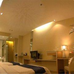 Отель Shenzhen Tourism Trend Hotel Китай, Шэньчжэнь - отзывы, цены и фото номеров - забронировать отель Shenzhen Tourism Trend Hotel онлайн комната для гостей фото 4