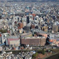 Отель Smile Hakata Ekimae Хаката спортивное сооружение